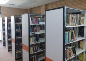 قفسه کتابخانه ام دی اف